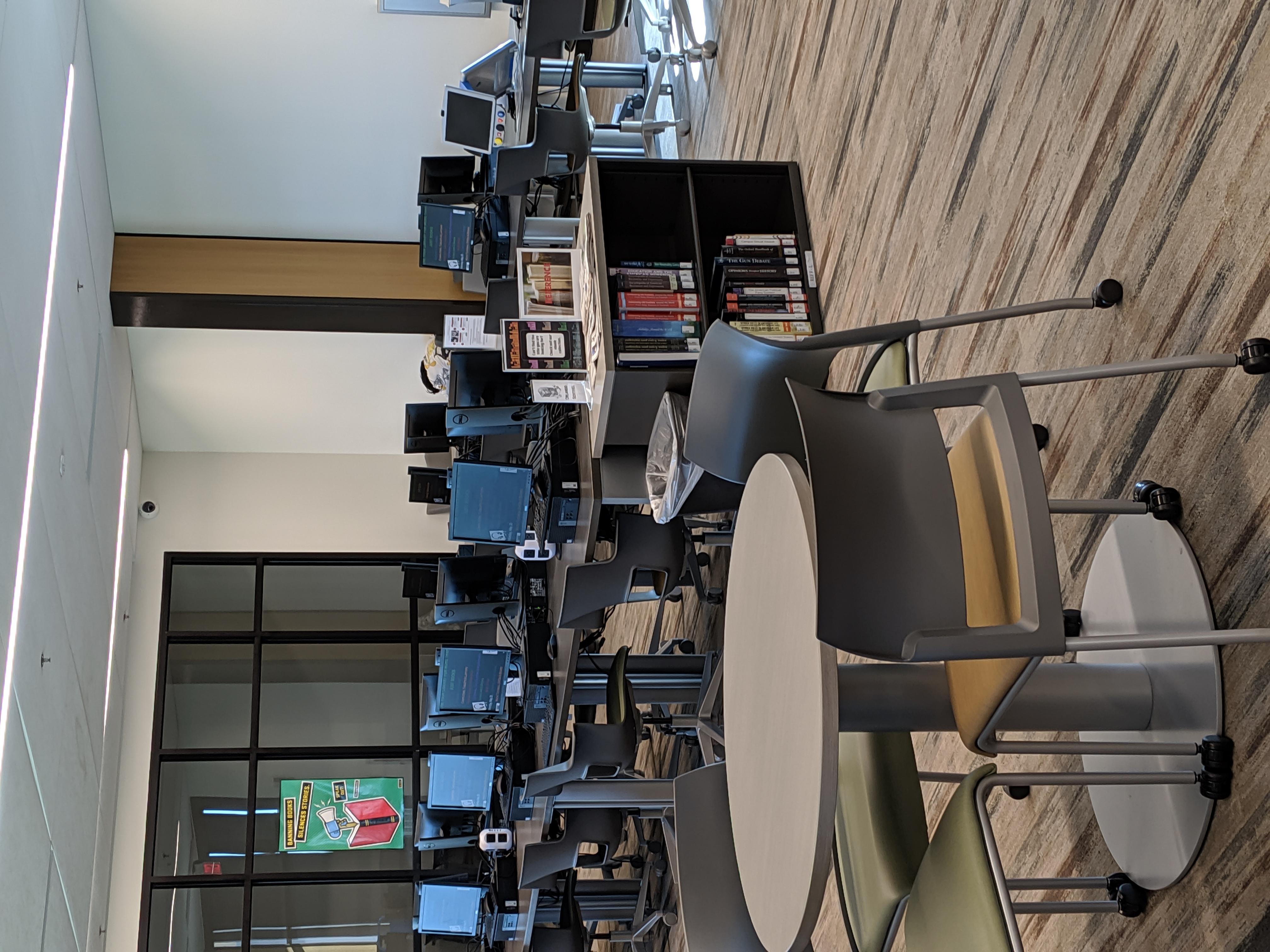 Poinciana Campus Library