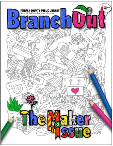 Image of FCPL Maker Magazine.