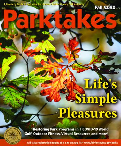 ParkTakes Fall 2020 Catalog cover