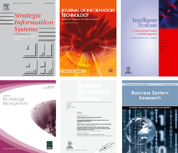Management Information Systems Journal Covers