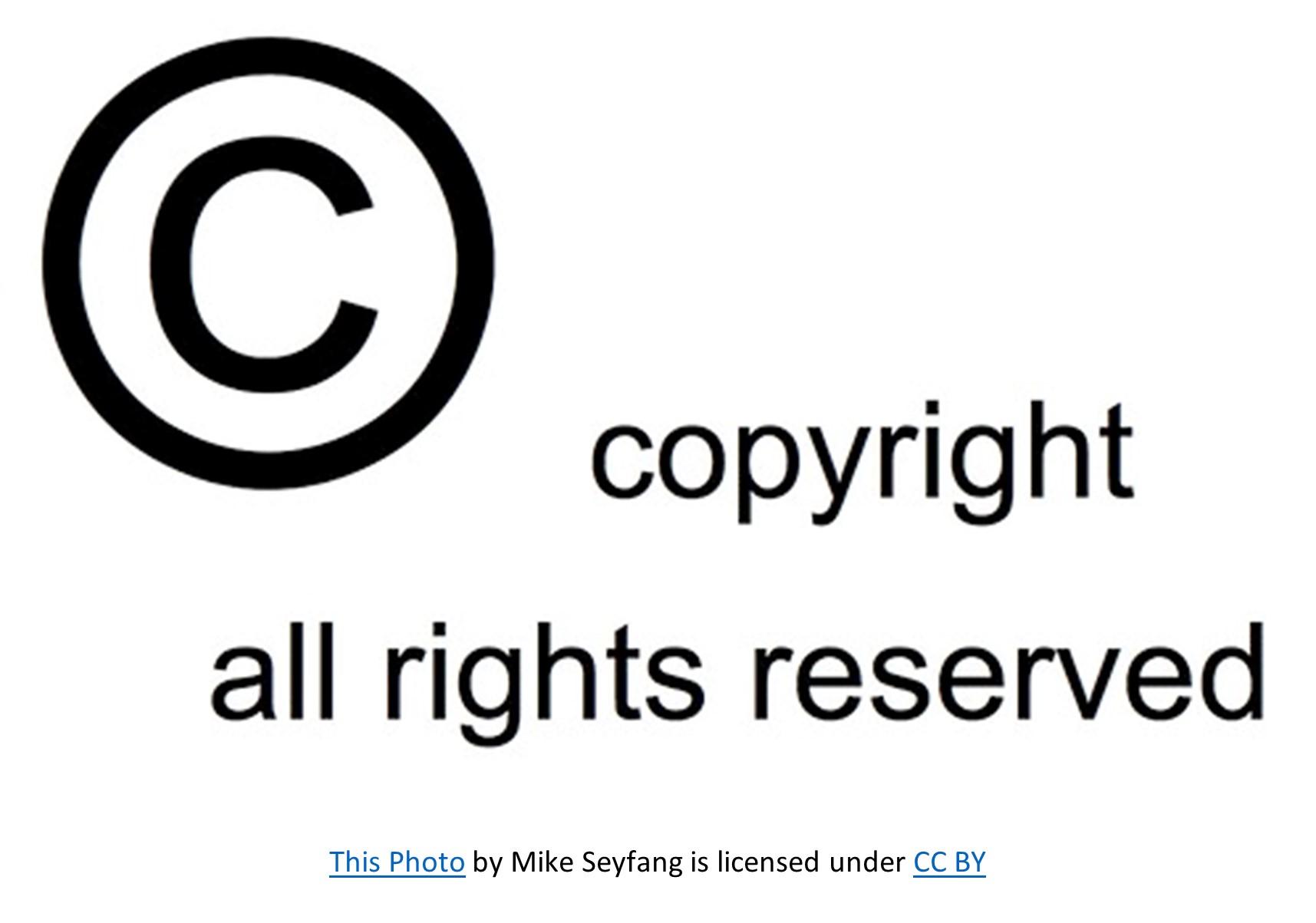 Copyright Logo image