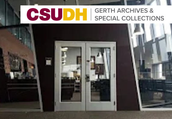 Preview of Before You Visit the Gerth Archives video