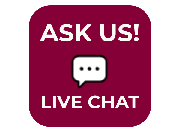 Ask Us! Live Chat