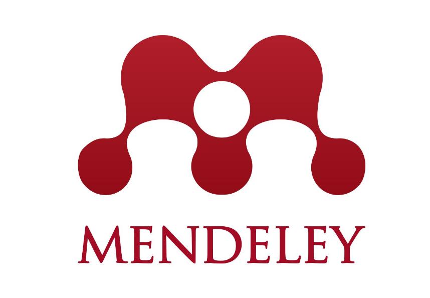 Mendeley citation  management logo