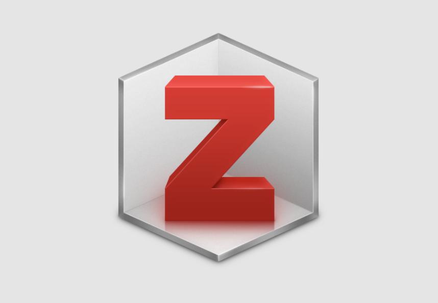 Zotero citation management logo