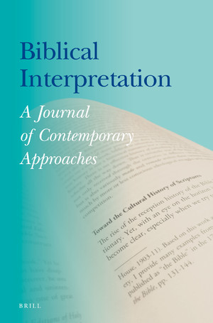 image of biblical interpretation