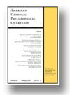 Image of American Philosophical Quarterly
