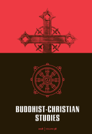 image of buddhist-christian studies