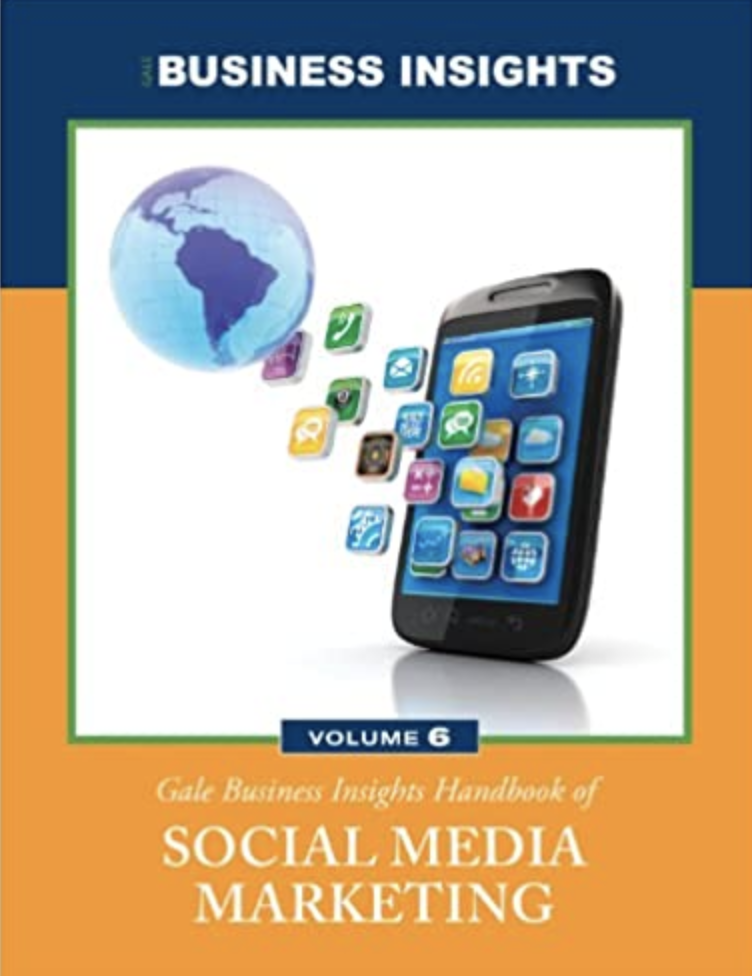 [cover art] handbook of social media marketing