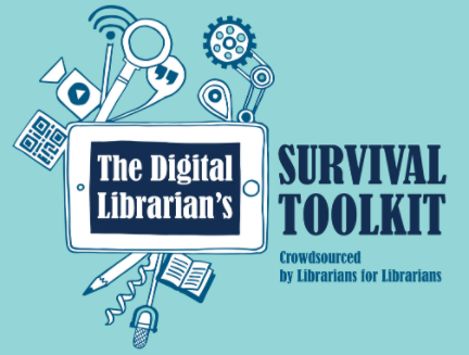 Digital Librarian Survival cover