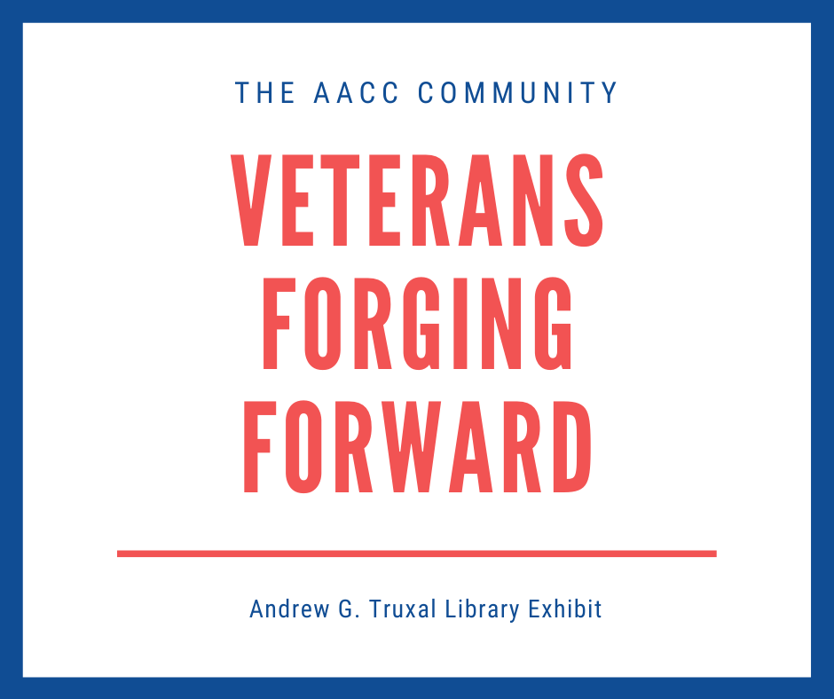 Veterans Forging Forward