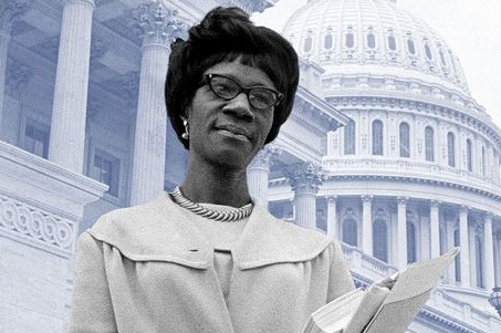 Shirley Chisholm