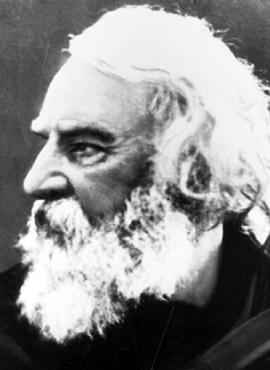 Henry Wadsworth Longfellow Picture