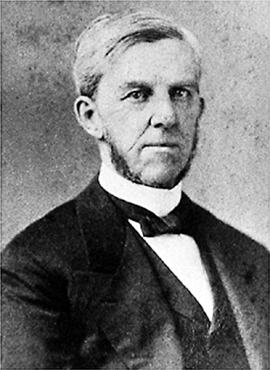 Oliver Wendell Holmes Picture