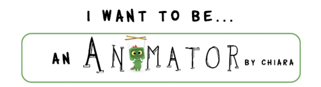 Logo of I want to be an Animator
