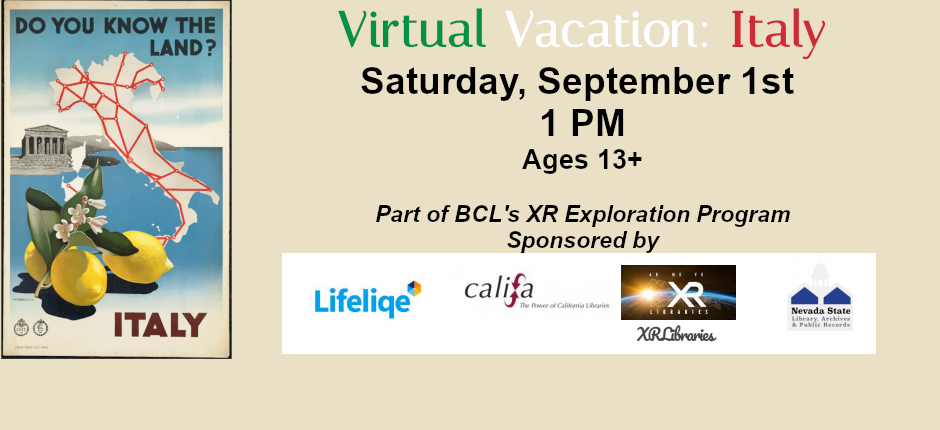 virtual vacation slider