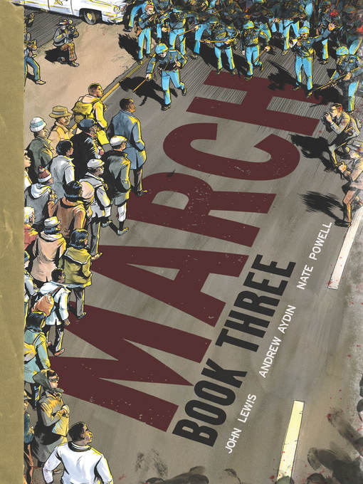 March: Book Three cover