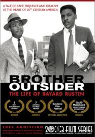 Brother Outsider: The Life of Bayard Rustin film cover art