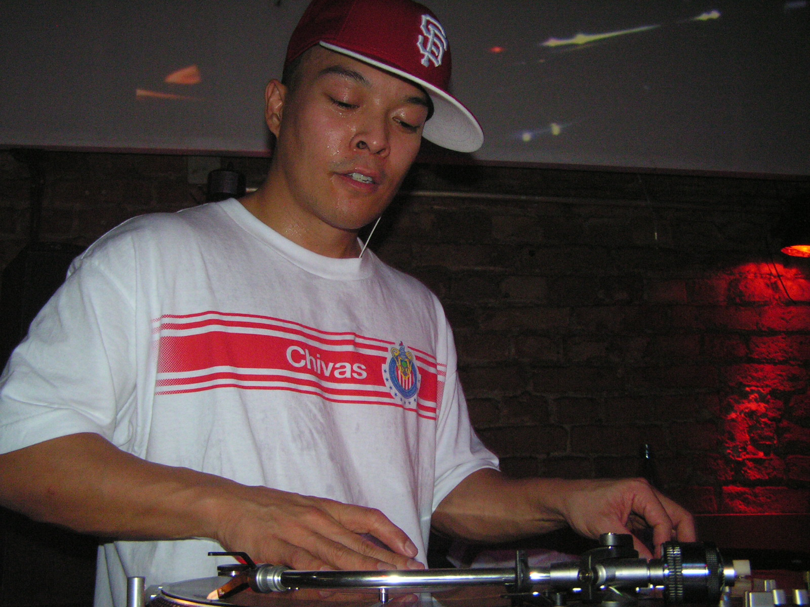 Image of DJ Qbert By Griz-Lee Christian Zebrowski - Own work, Public Domain, https://commons.wikimedia.org/w/index.php?curid=3569531