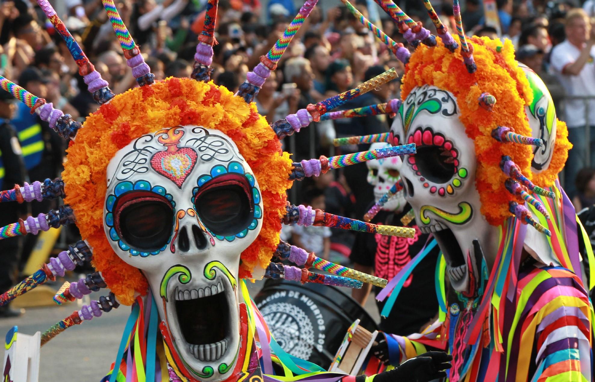 Rituales del Día de los Muertos