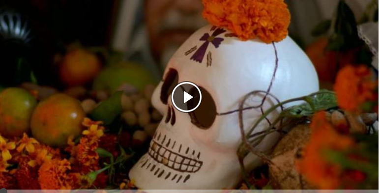 Festivals: Day of the Dead, Mexico