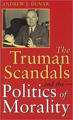 Truman Scandals book cover