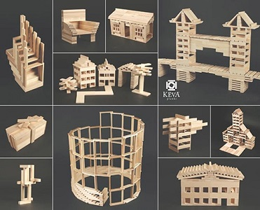Keva Planks Kit 1
