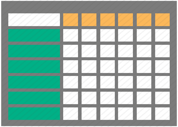 Data Organization in Spreadsheets