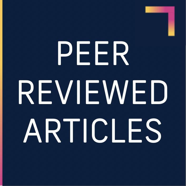 peer review articles box