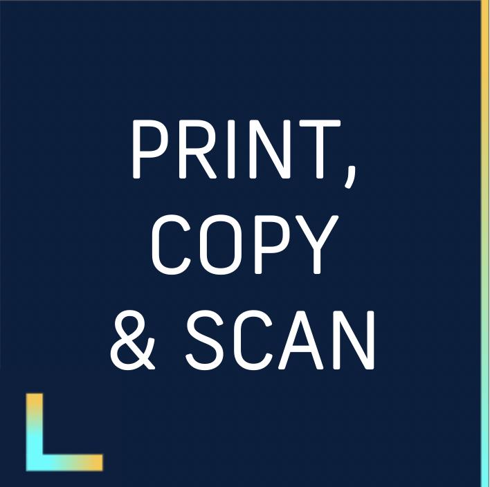 print copy scan box