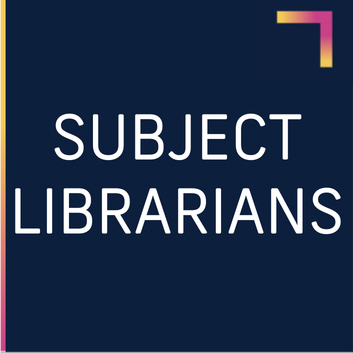 subject librarians
