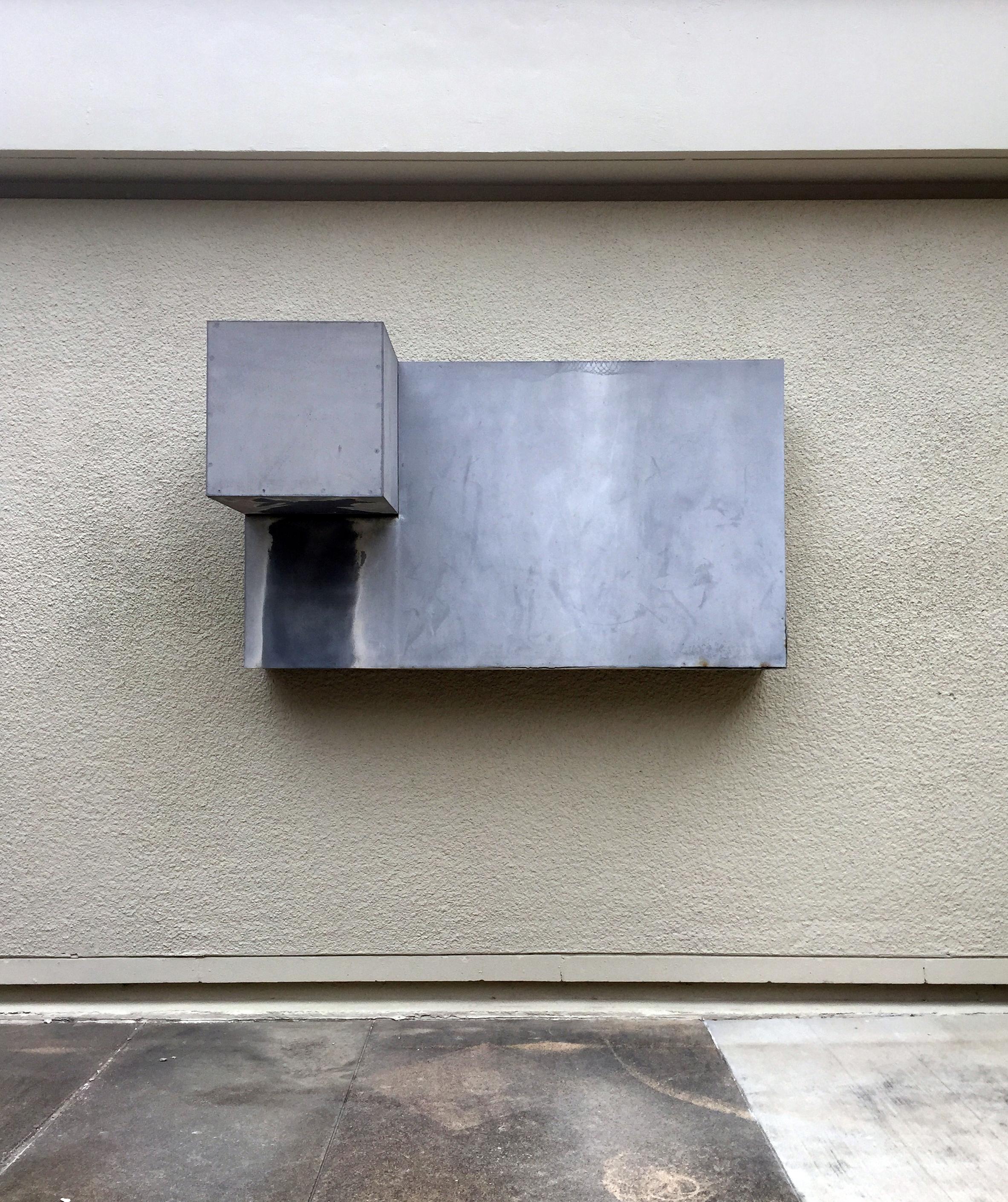 Untitled, Raffaele Martini Pandozy, metal sculpture, 1976