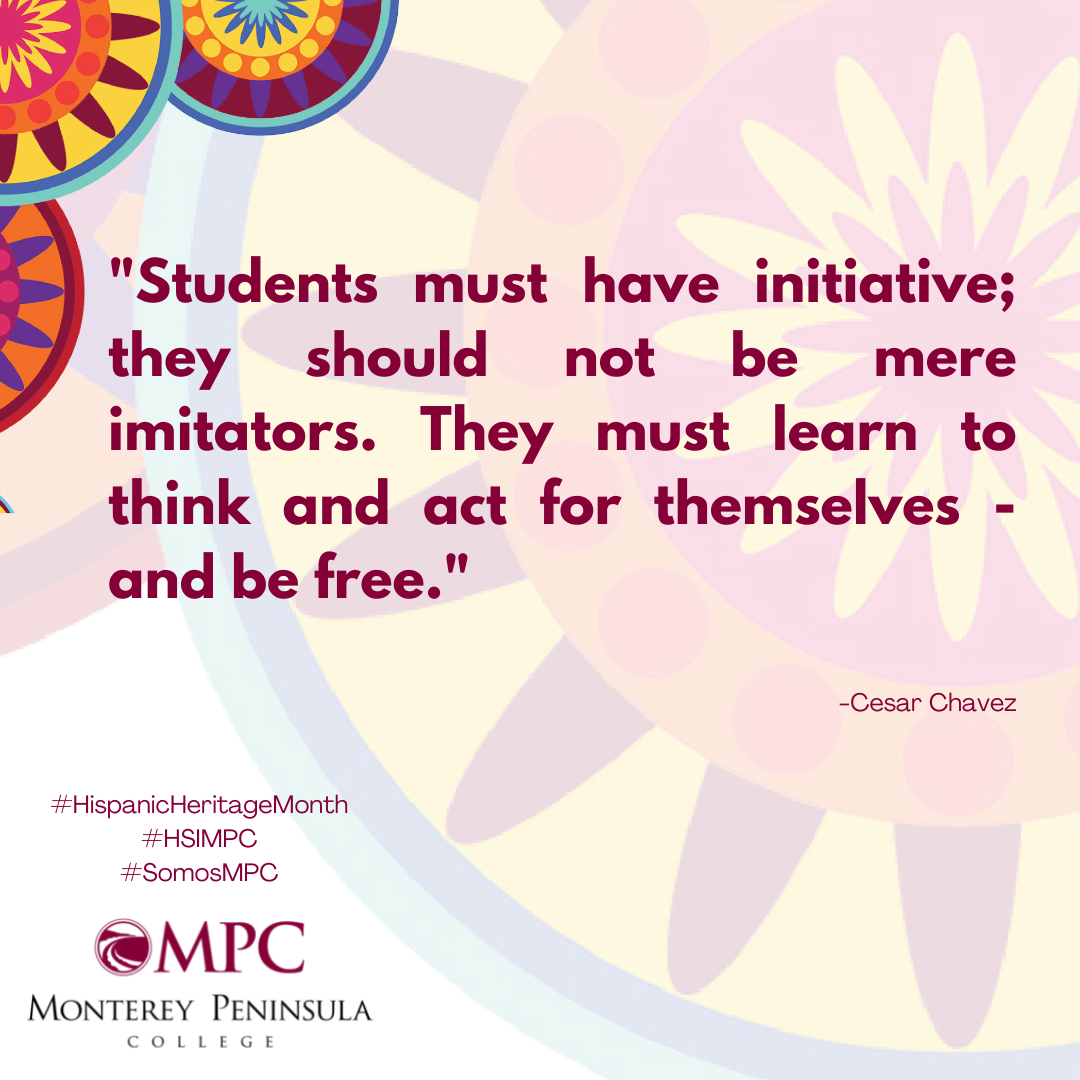 Quote Students must have initiative; they should not be mere imitators. They must learn to think and act for themselves and be free.