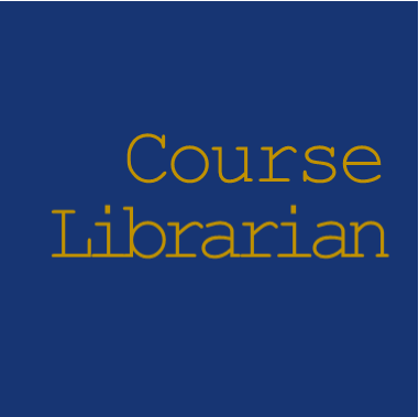 Link to Request a Course Librarian