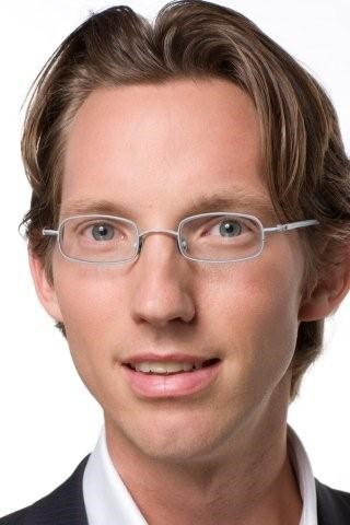 Joshua Davis, author of Spare Parts.
