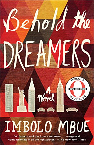 cover image, Behold the Dreamers