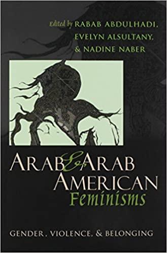 cover, Arab and Arab American Feminisms