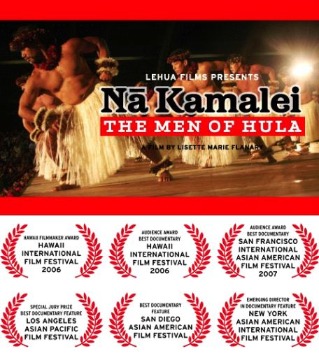 cover image, Nā Kamalei: The Men Of Hula