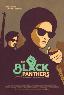 cover image, The Black Panthers