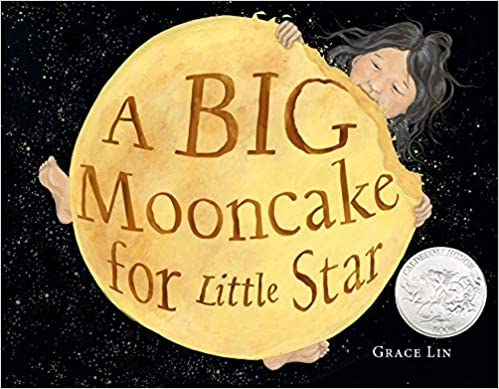 cover image, A Big Mooncake for Little Star
