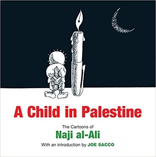 cover image, A Child in Palestine