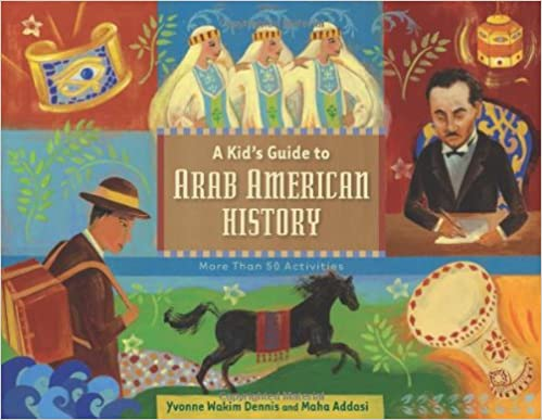 cover image, A Kid's Guide to Arab American History