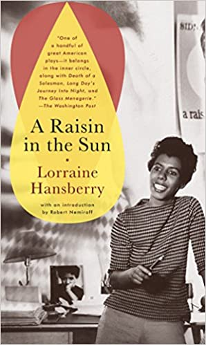 cover image, A Raisin in the Sun
