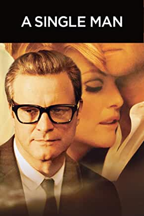 cover image, A Single Man