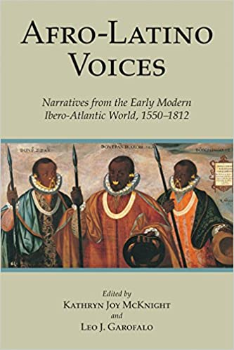 cover image Afro-Latino Voices
