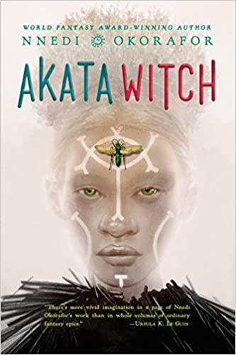 cover image, Akata Witch
