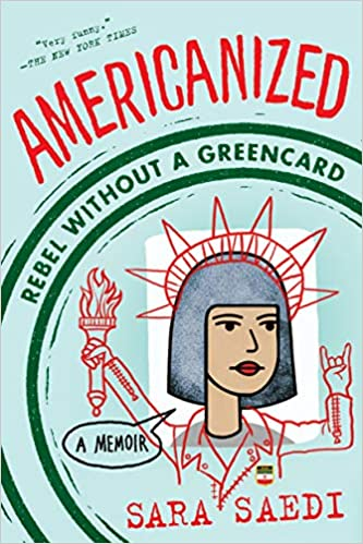 cover image, Americanized