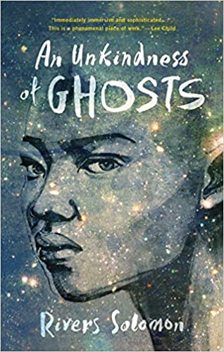 cover image, An Unkindness of Ghosts