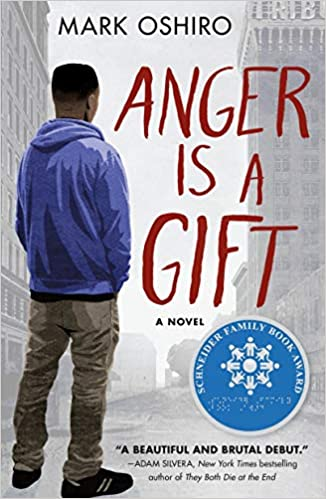 cover image, Anger is a Gift