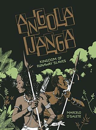 cover image Angola Janga